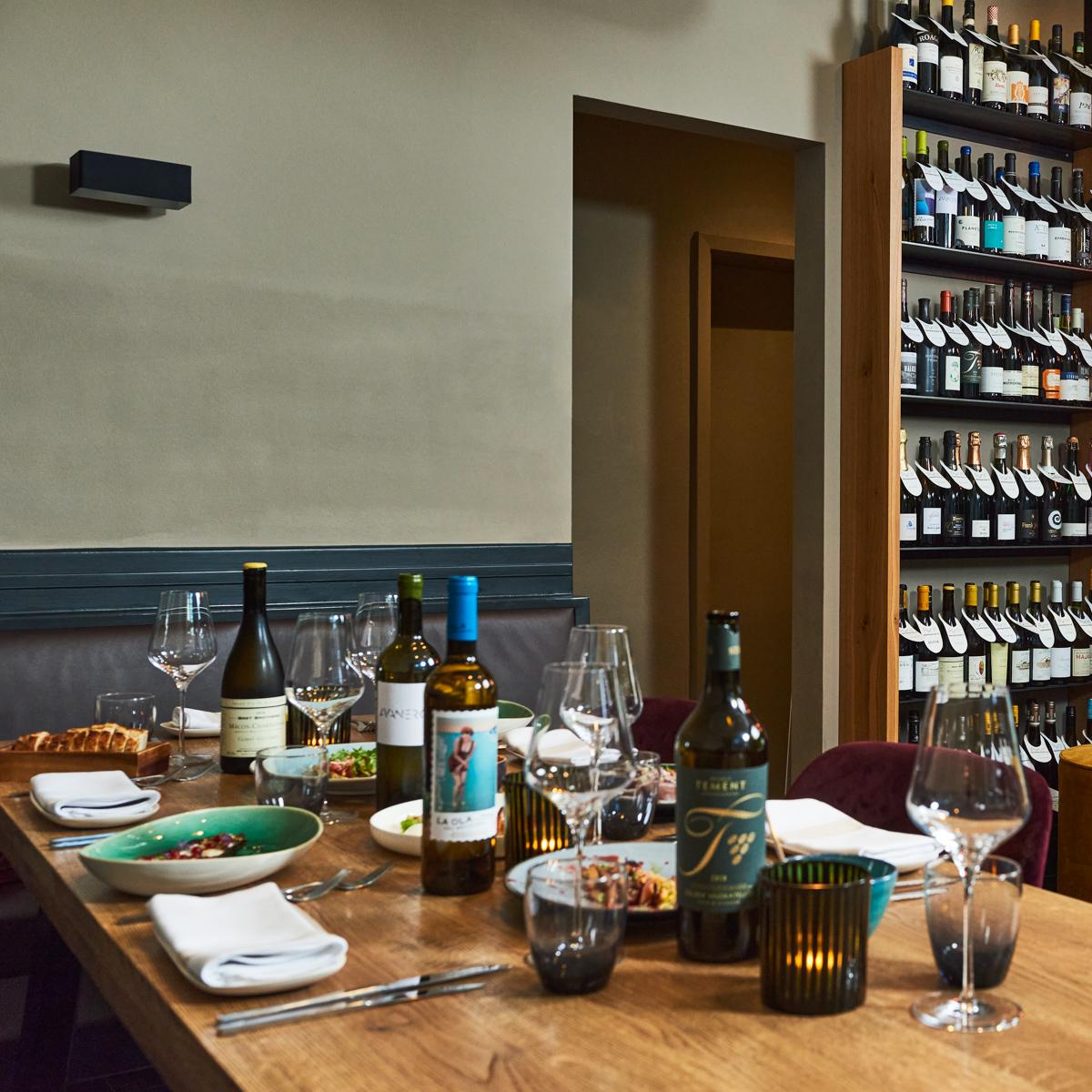Restaurant Pure Wine & Food München-6