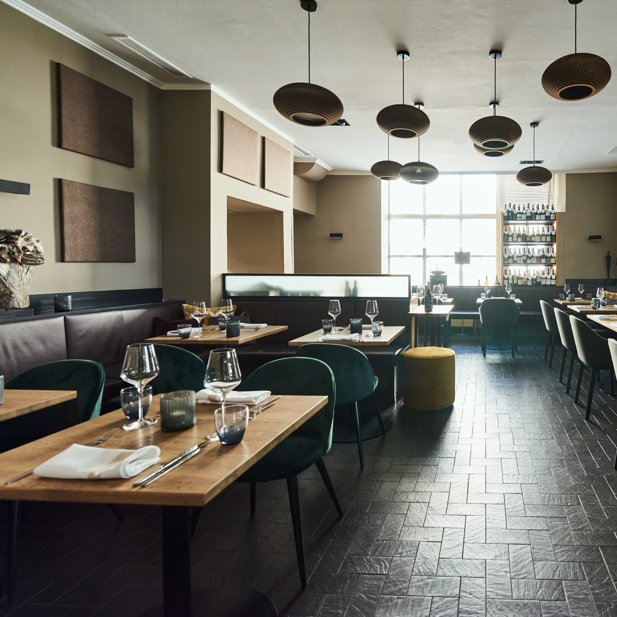 Restaurant Pure Wine & Food München