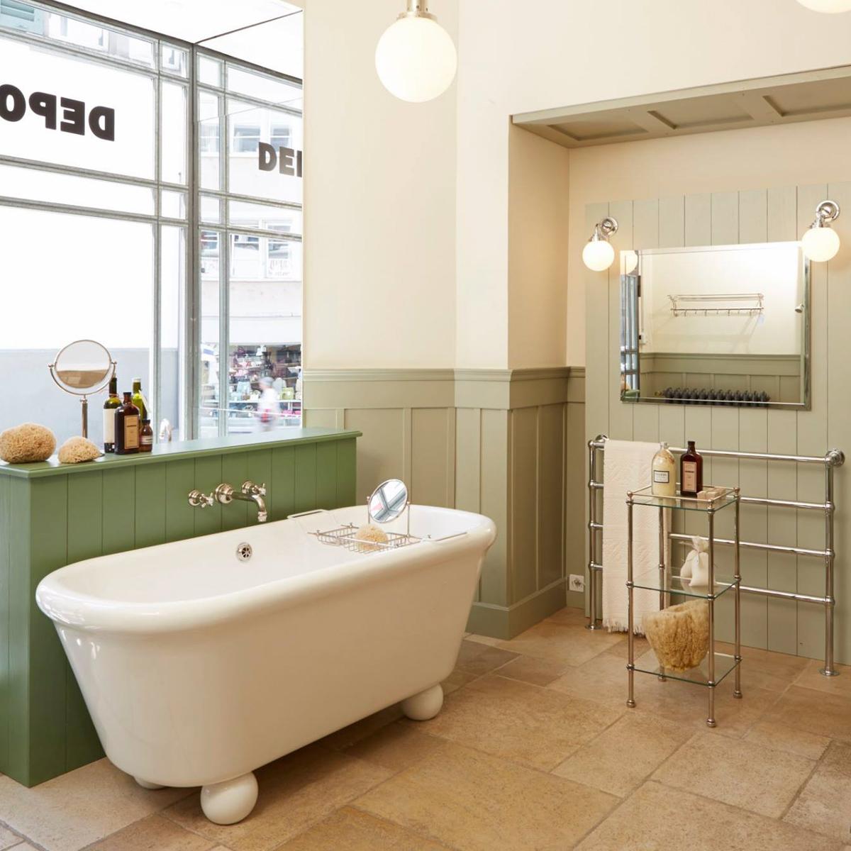 The Bath Shop in Zürich
