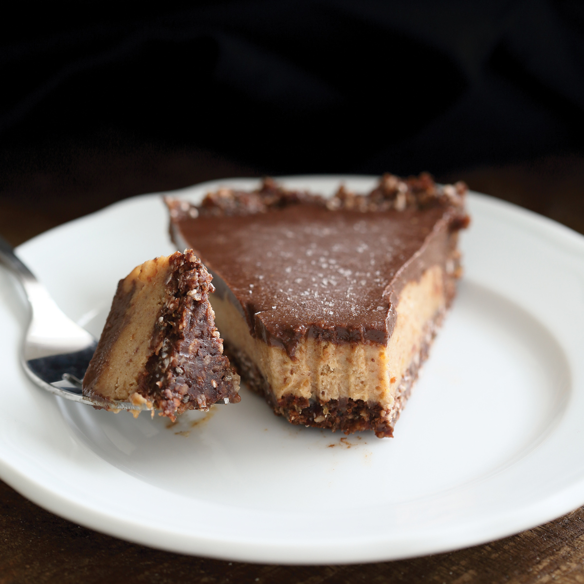 Veganer Schokoladenkuchen ©Richa_Hingle