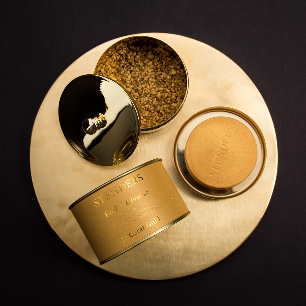 24k Gold Naturseife  von Stenders