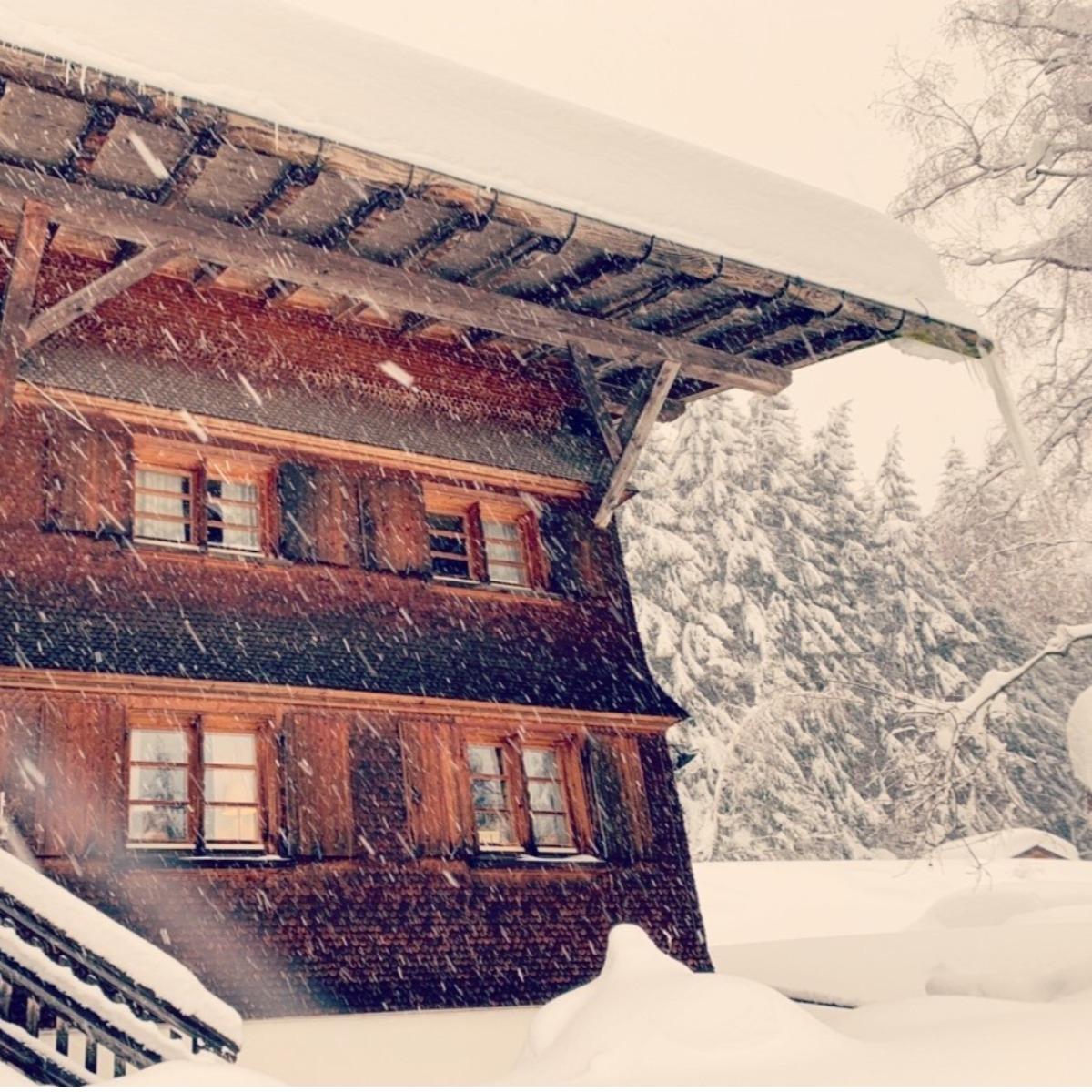 Ansitz Hohenegg Winter