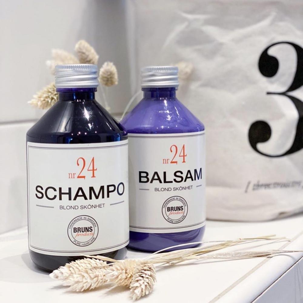 Blond Beauty Haarpflege Set von Bruns Products-6