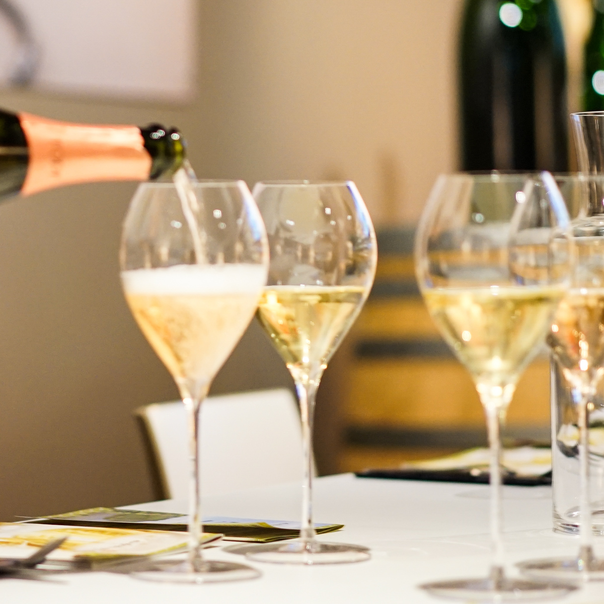 Champagner Abo von Einfach geniessen-3