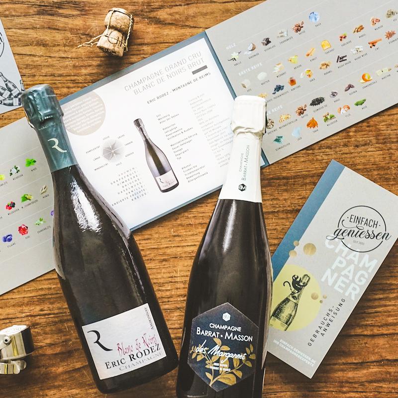 Champagner Abo von Einfach geniessen-7