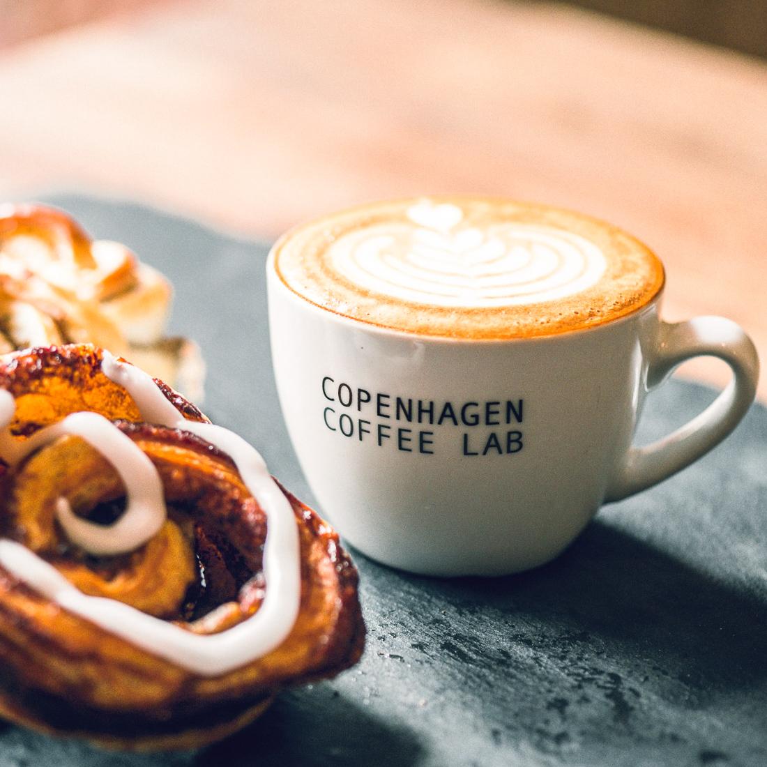 Copenhagen Coffee Lab in Hamburg-Eppendorf