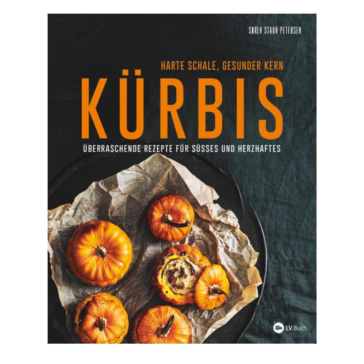 Kürbis Kochbuch von Soeren Staun Petersen