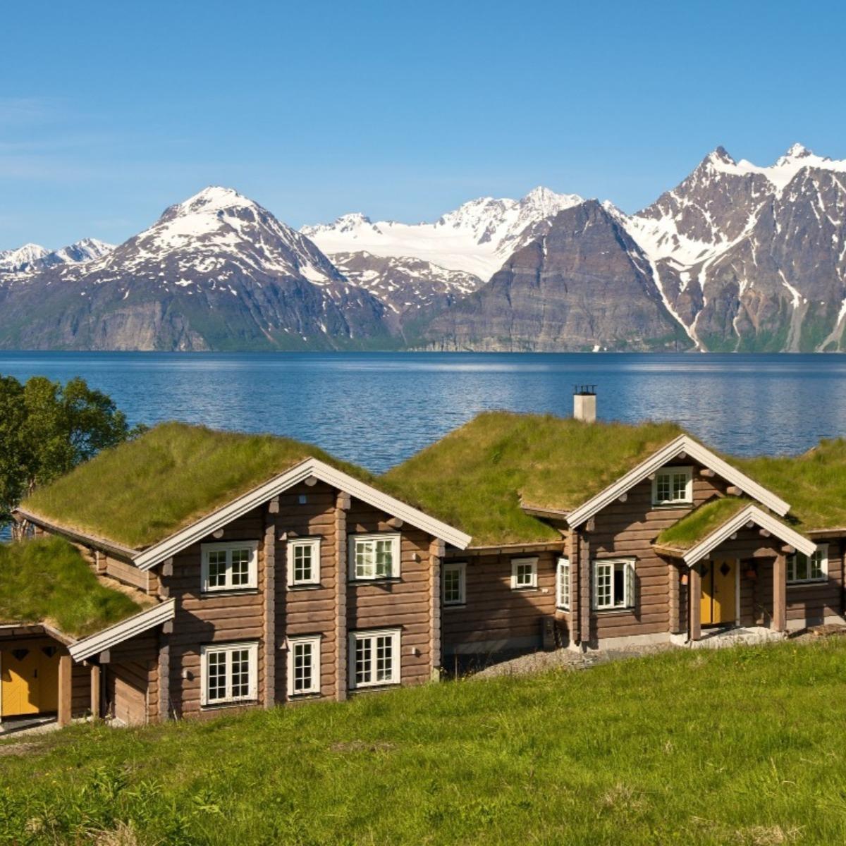 Lyngen Lodge in Norwegen