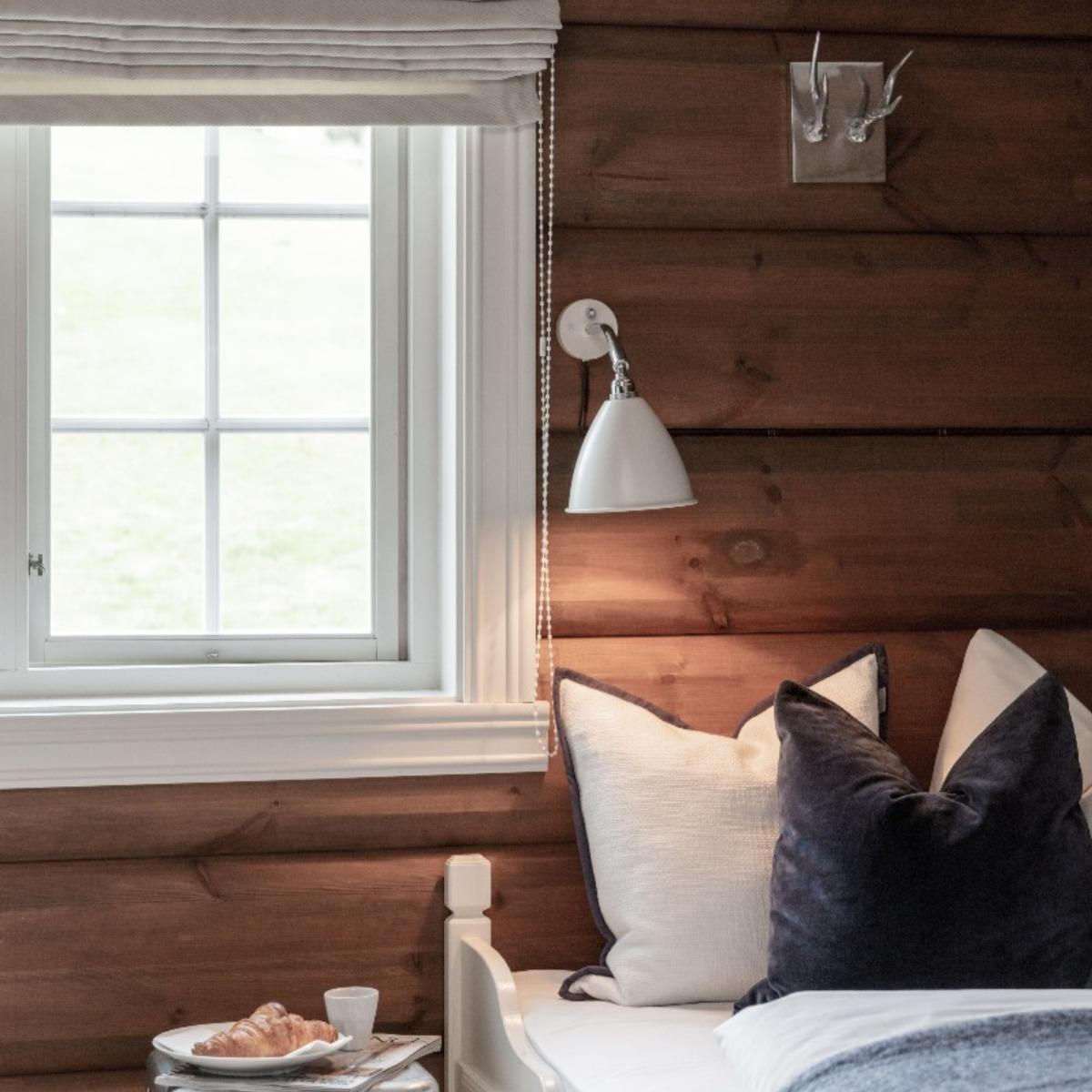 Lyngen Lodge Room