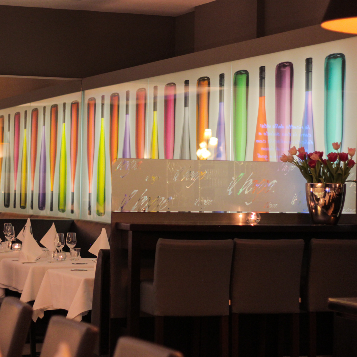 Restaurant Il Borgo in München Schwabing-2