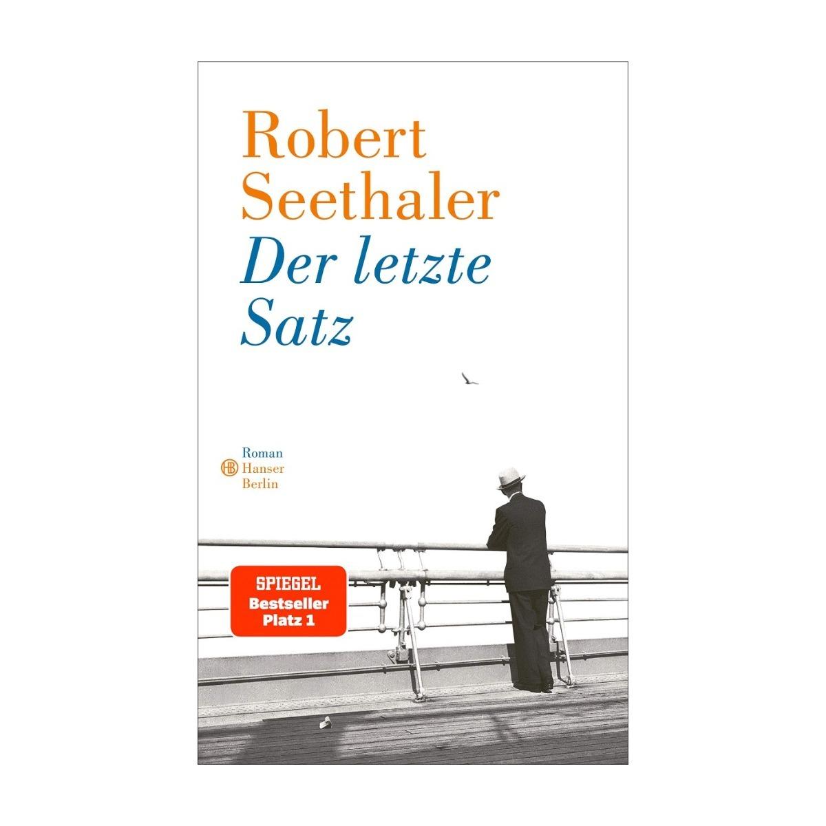 Robert Seetaler - Der letzte Satz