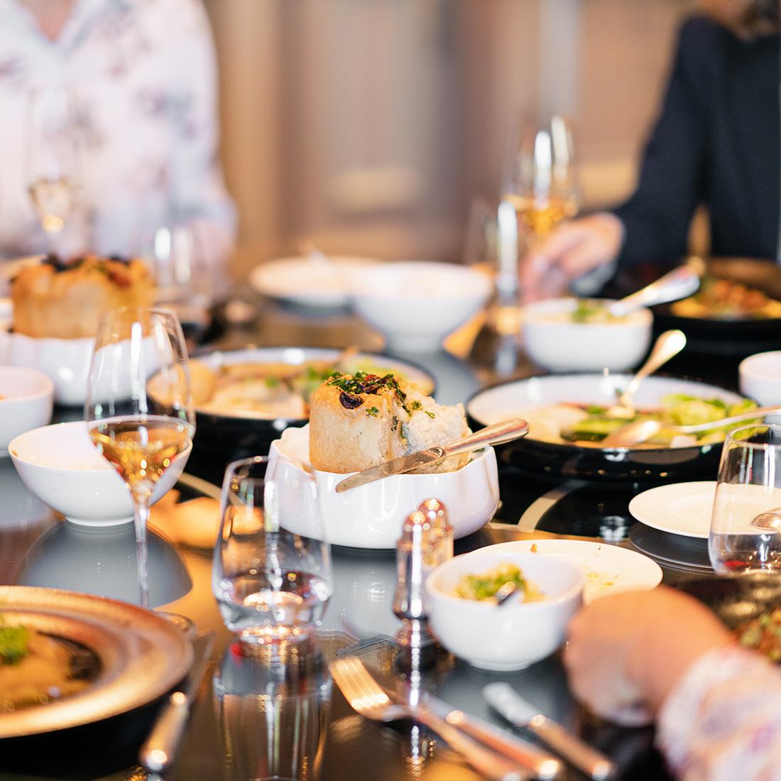 Sunday Family Lunch im Charlotte & Fritz ©Selina Schrader