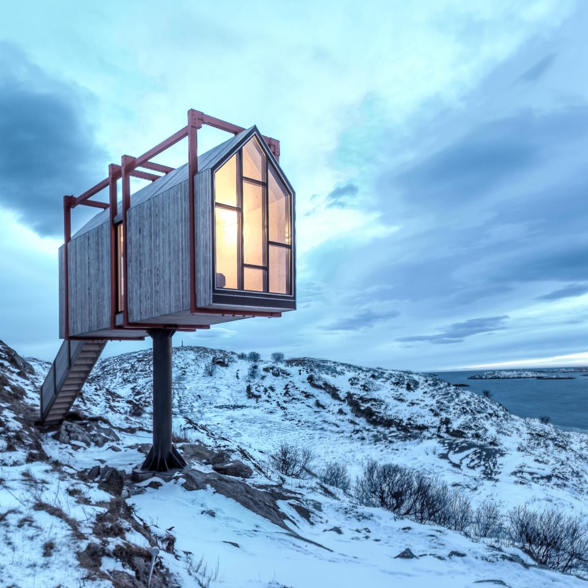 The Arctic Hideaway in Norwegen-10