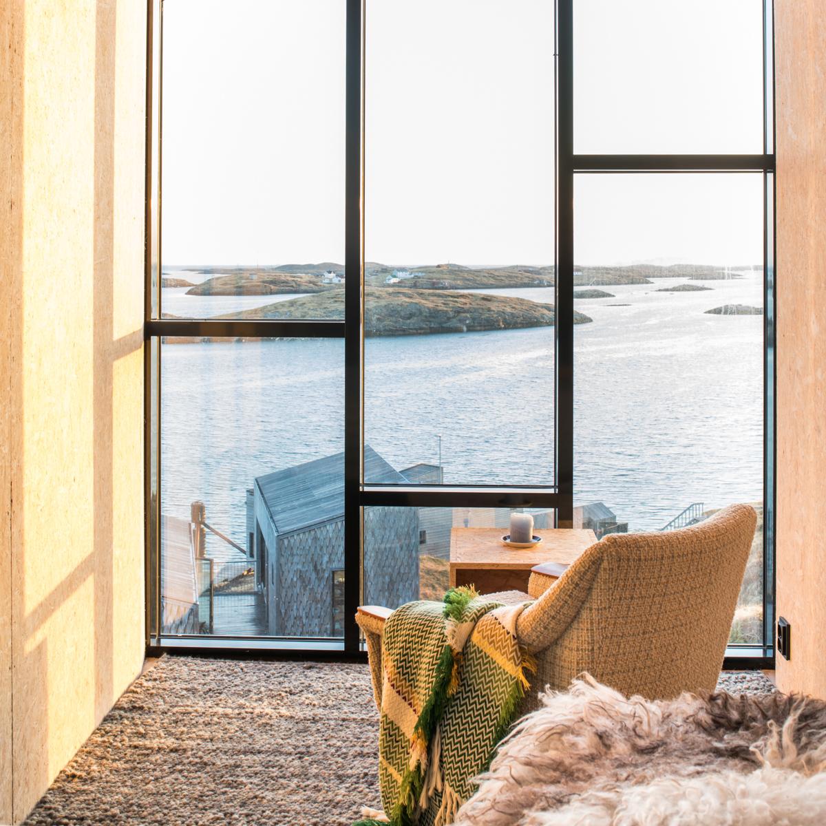 The Arctic Hideaway in Norwegen-14