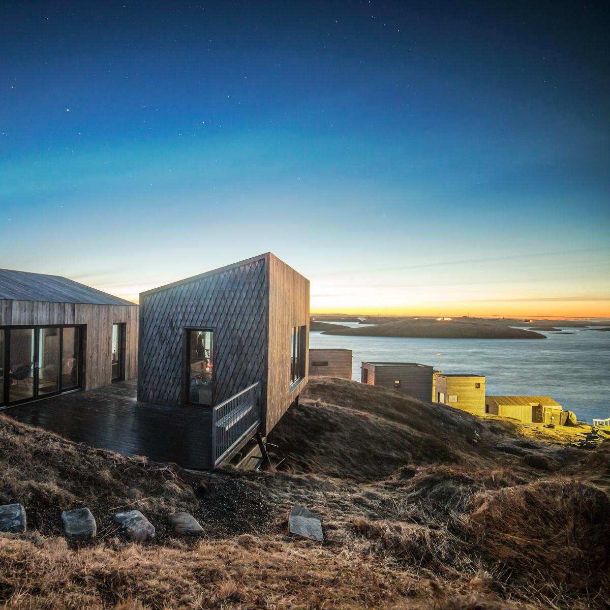 The Arctic Hideaway in Norwegen-15