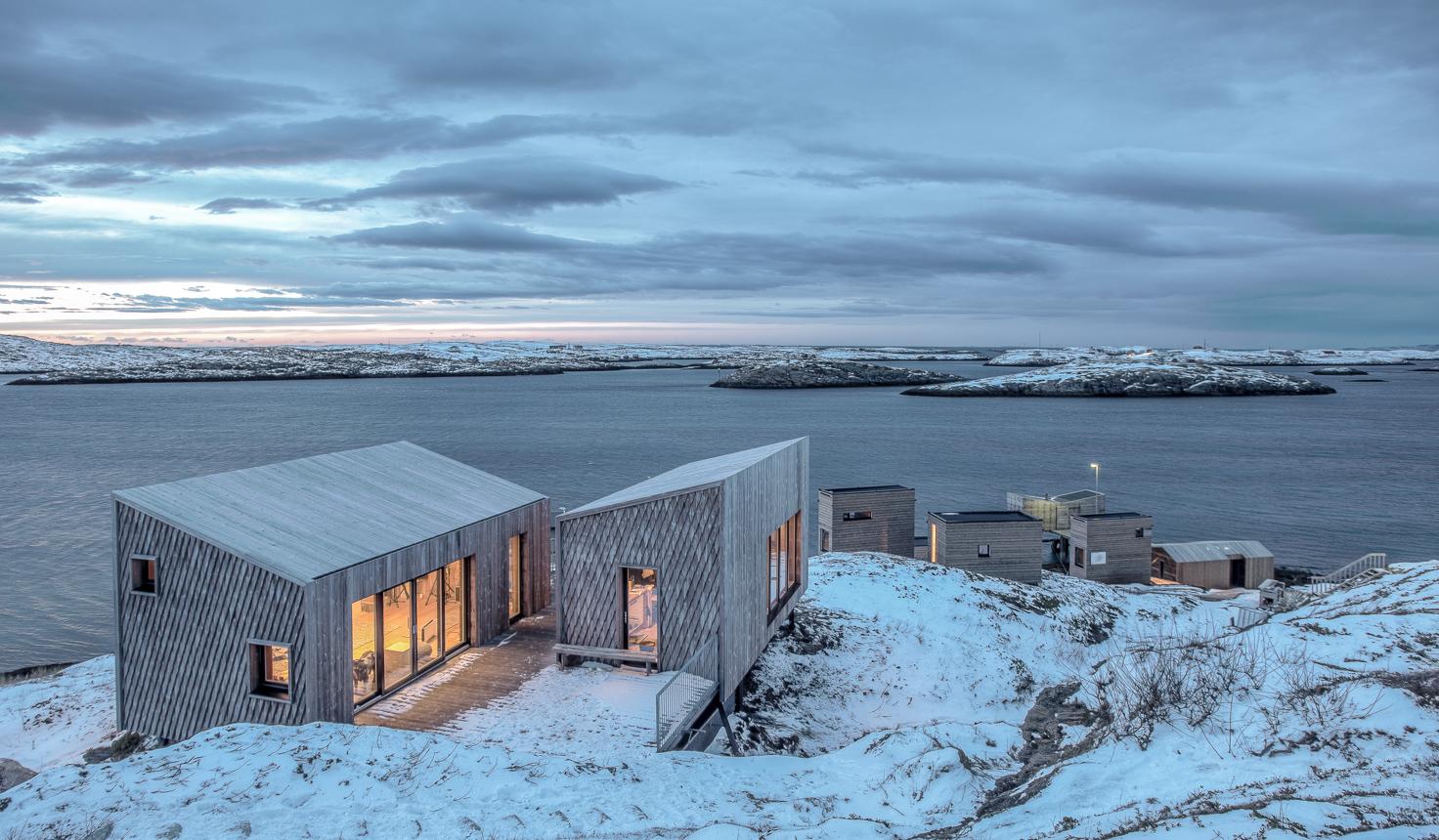 The Arctic Hideaway in Norwegen-18