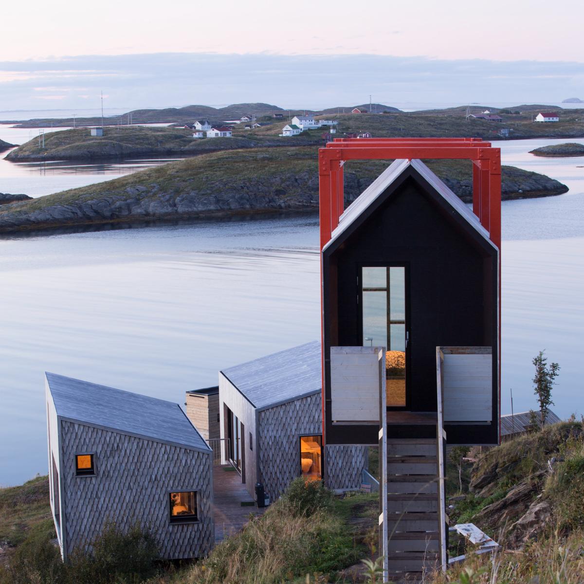 The Arctic Hideaway in Norwegen-3