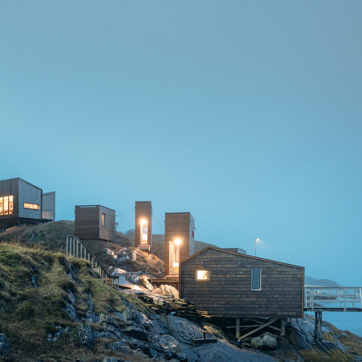 The Arctic Hideaway in Norwegen-7