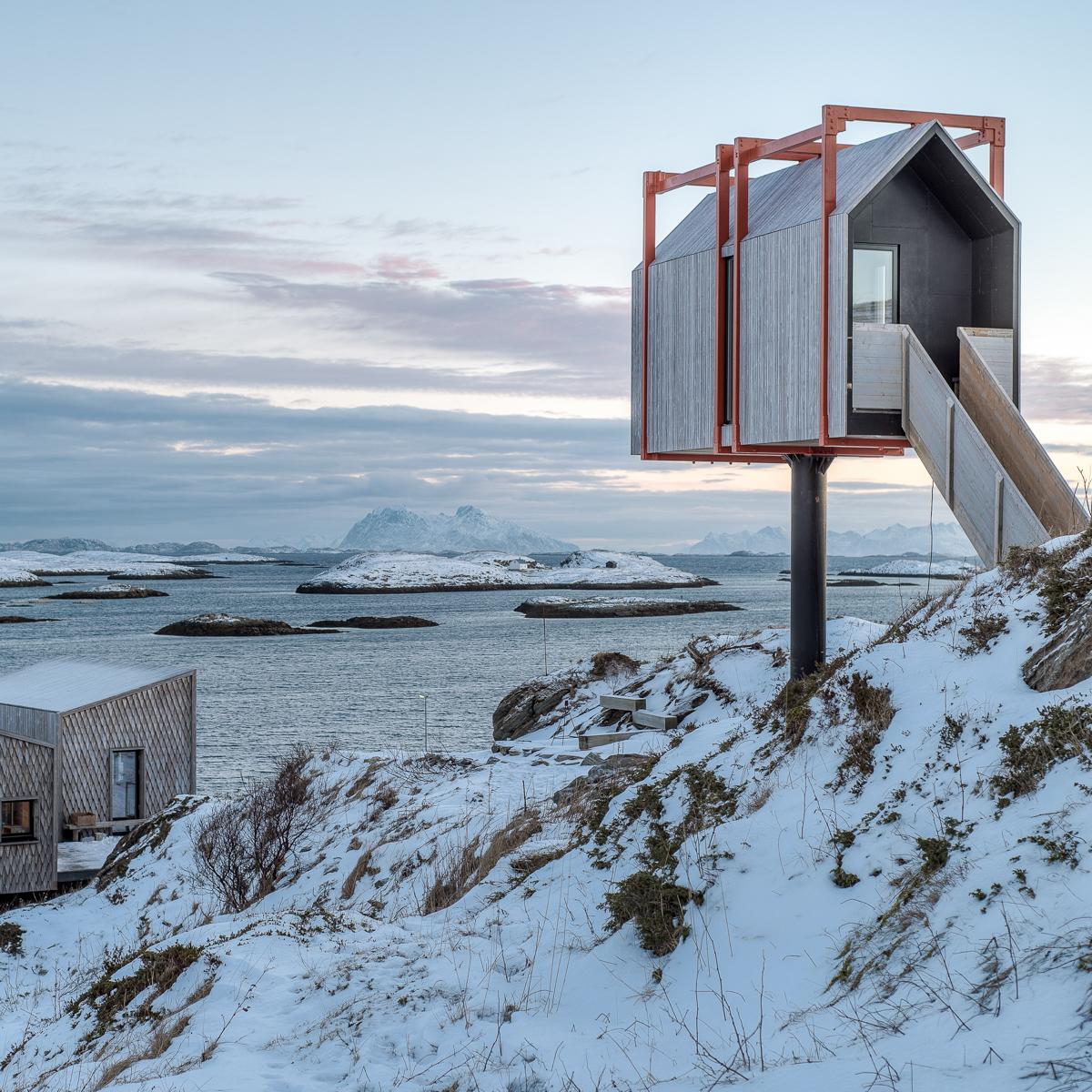 The Arctic Hideaway in Norwegen-8