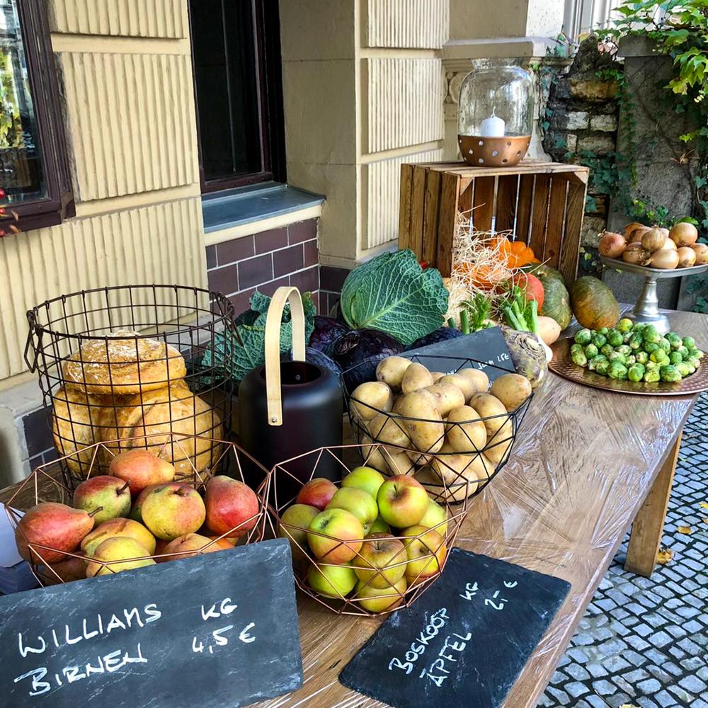 12 Seasons Markt in Charlottenburg