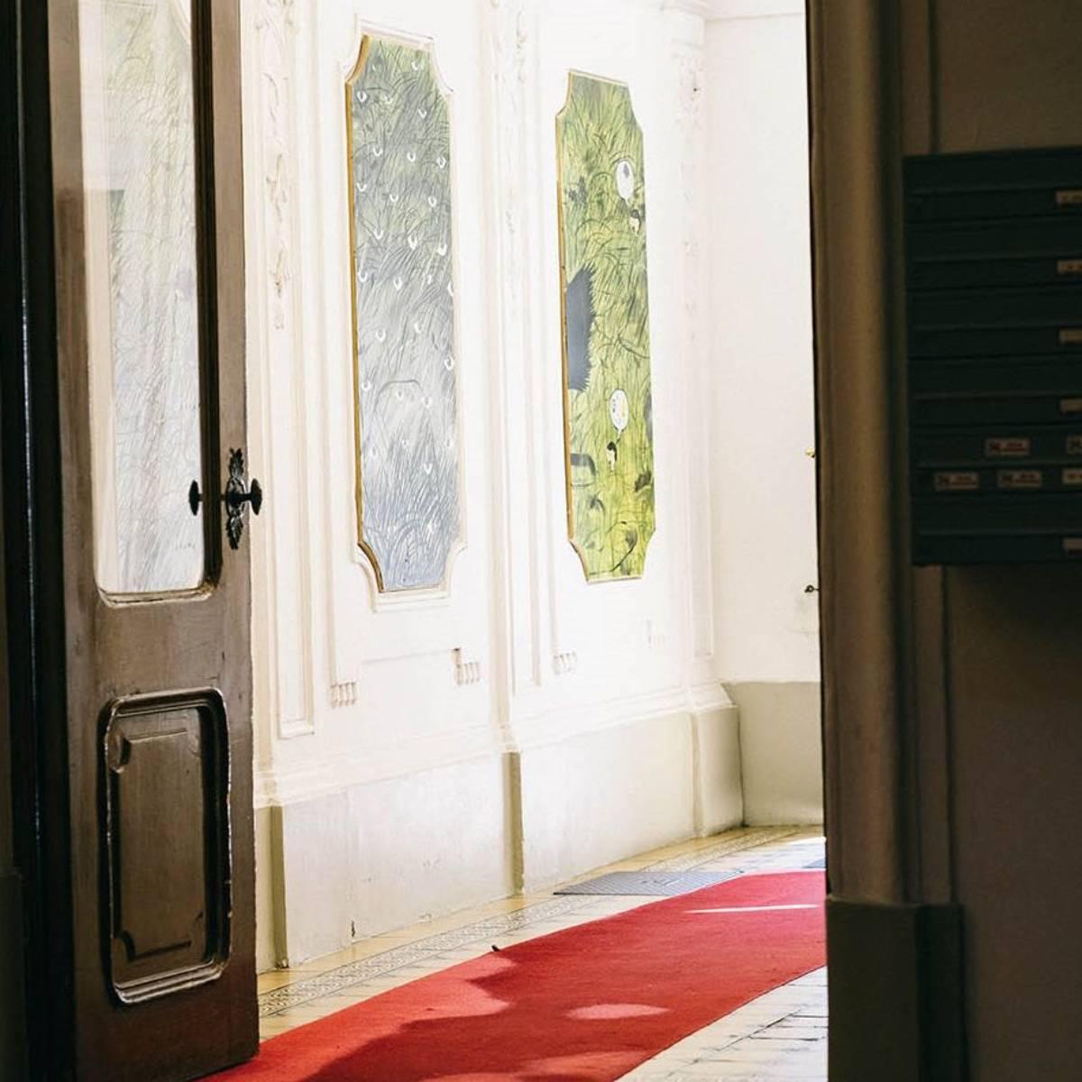 Art Lobby _ Hotel Altstadt Vienna