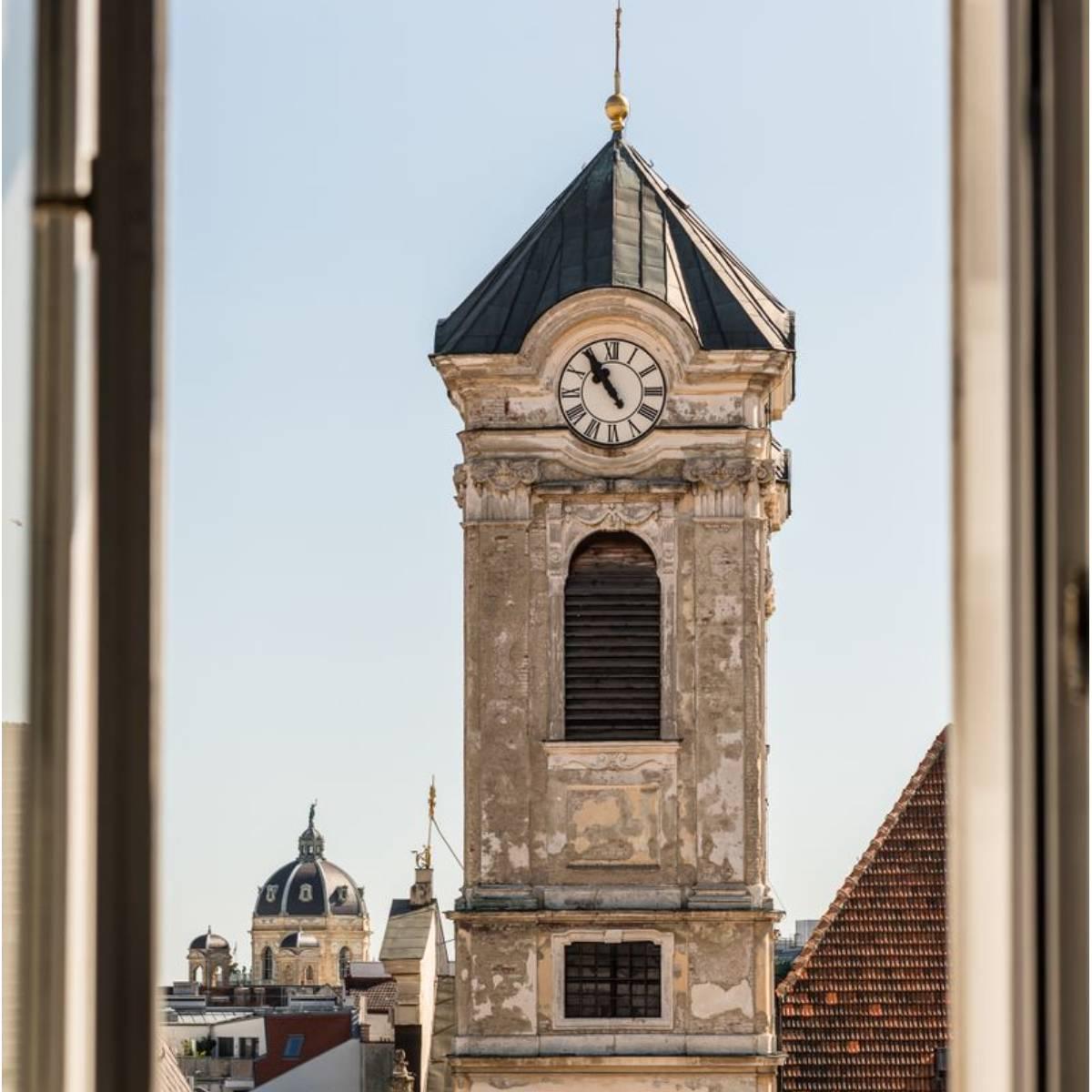 Ausblick _ Hotel Altstadt Vienna