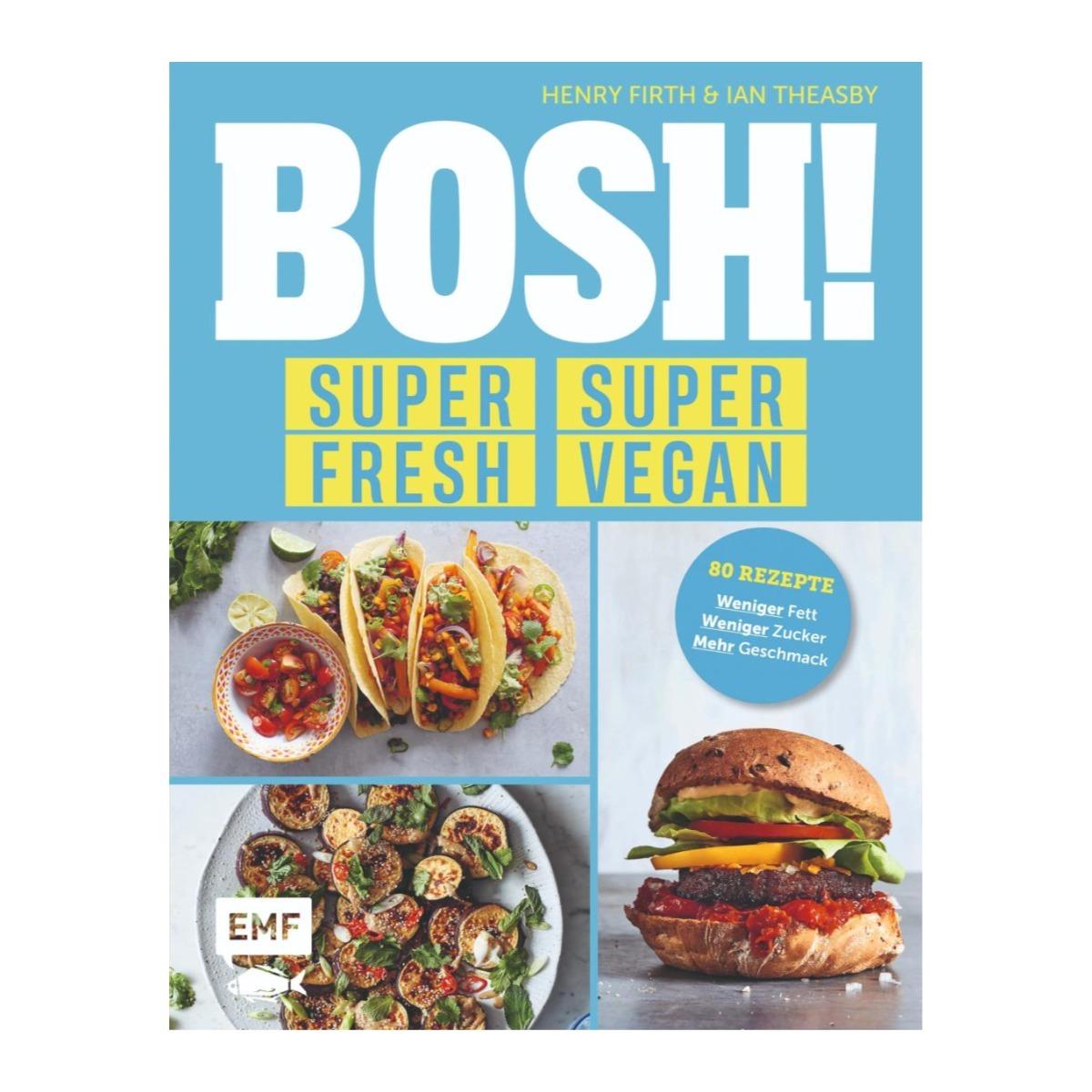 Bosh Super Fresh Super Vegan