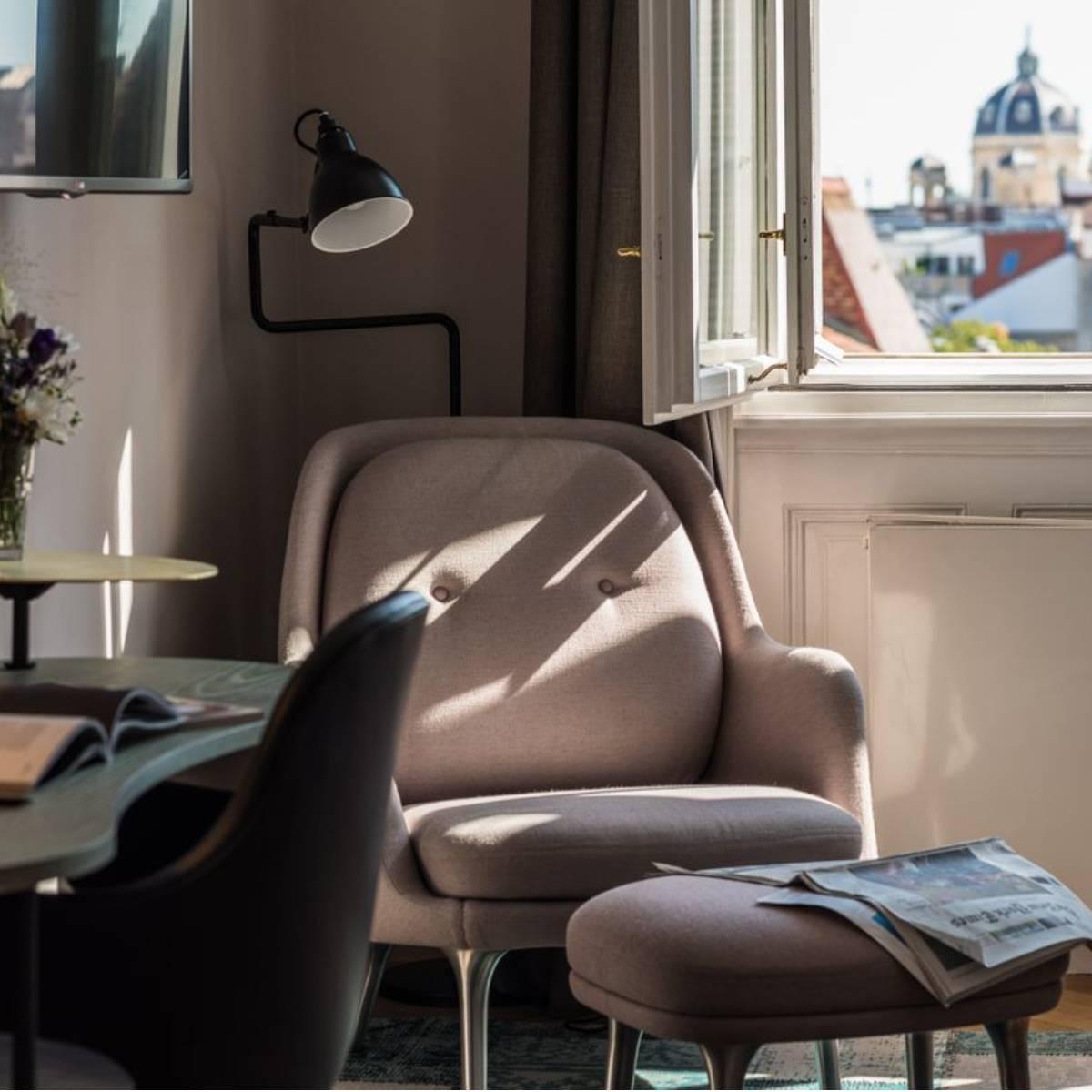 Designfunktion Zimmer _Hotel Altstadt Vienna