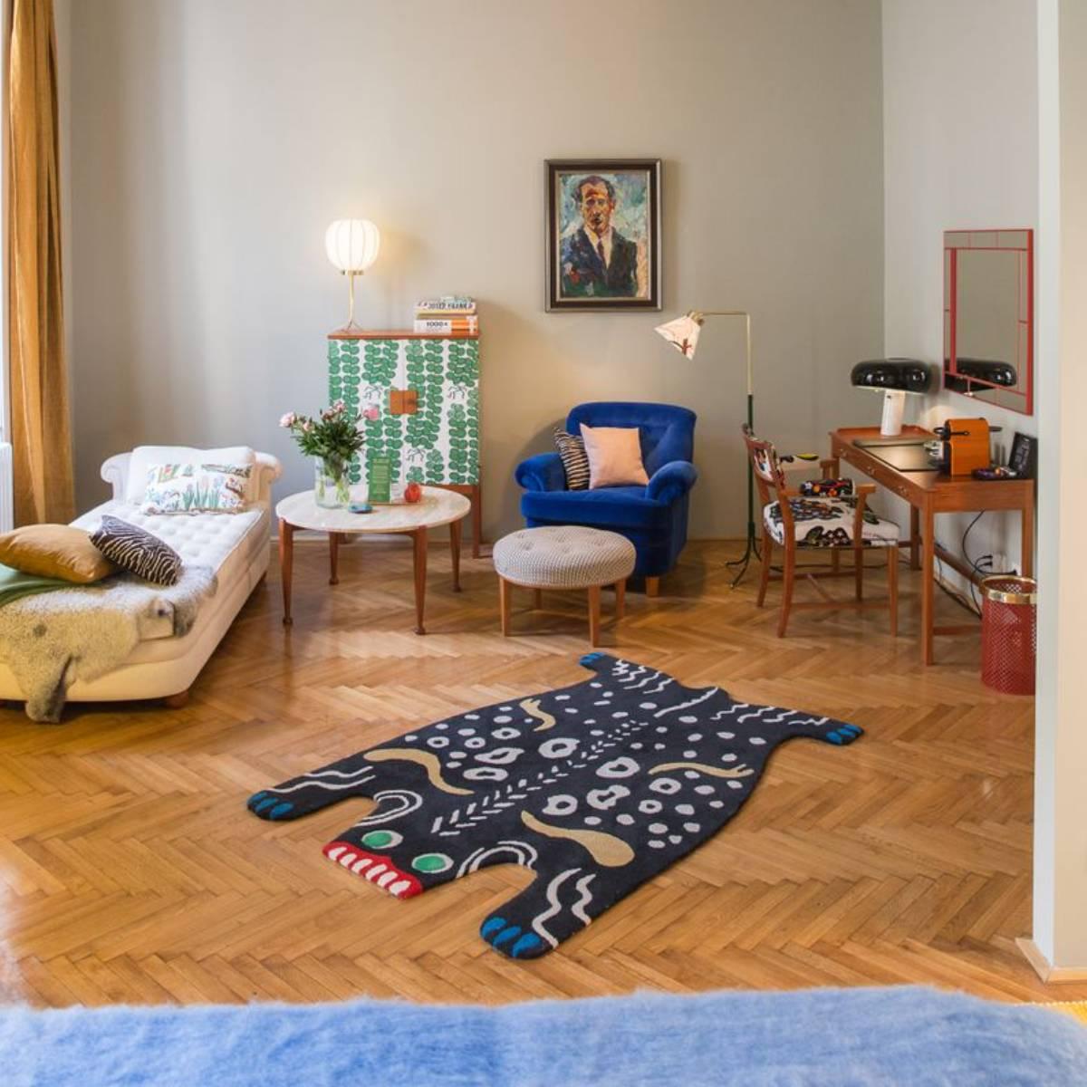 Josef Frank Suite _ Hotel Altstadt Vienna