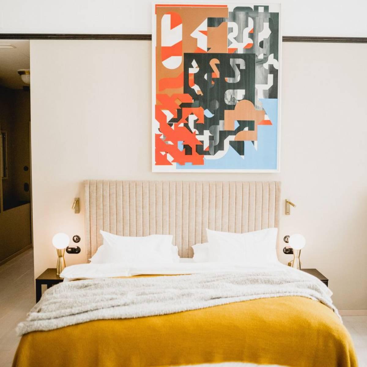 Josef Hoffmann Suite _ Hotel Altstadt Vienna