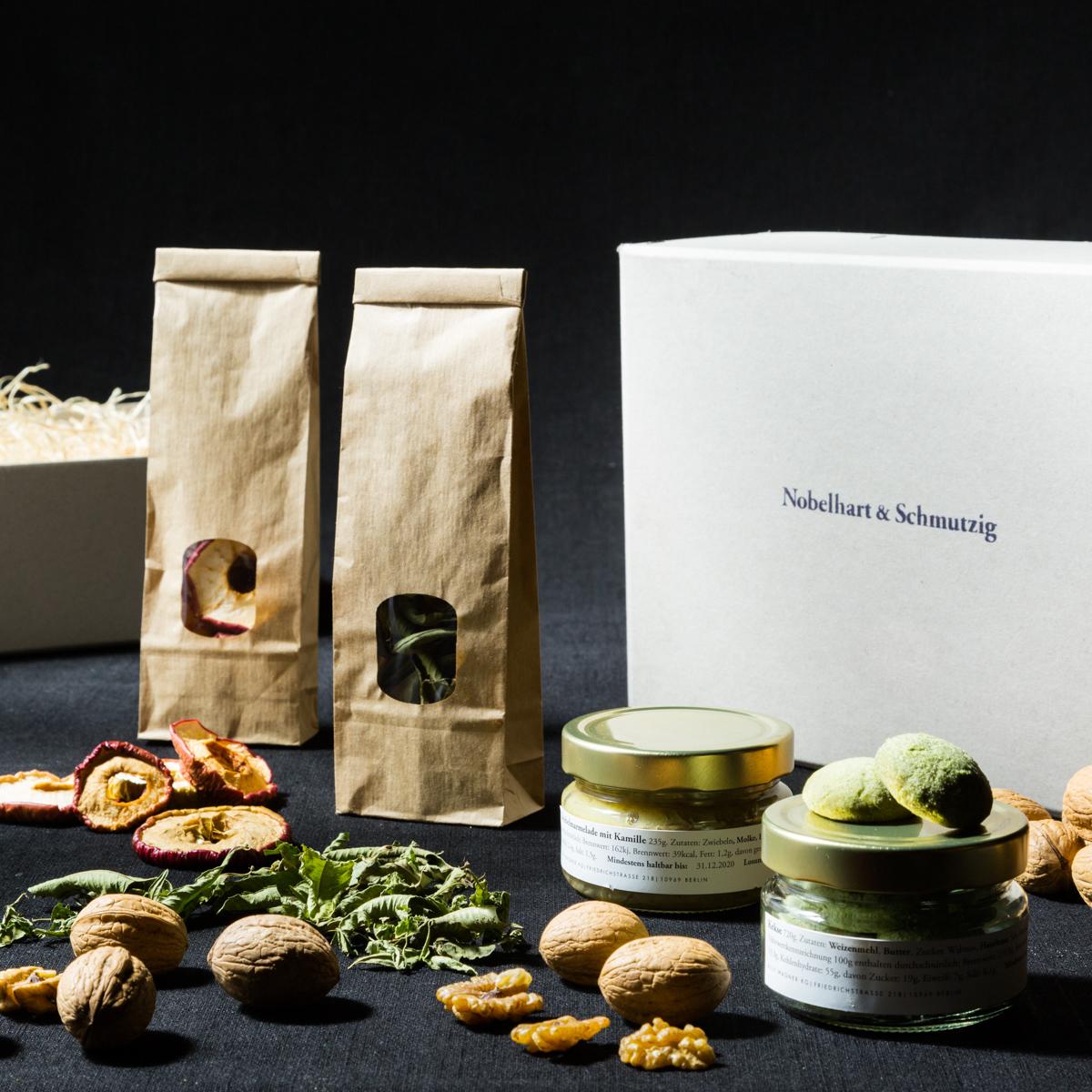 Nobelhart & Schmutzig Geschenkboxen © Caroline Prange