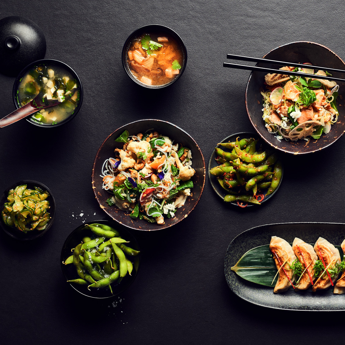 Restaurant Kai Sushi in Zürich-2