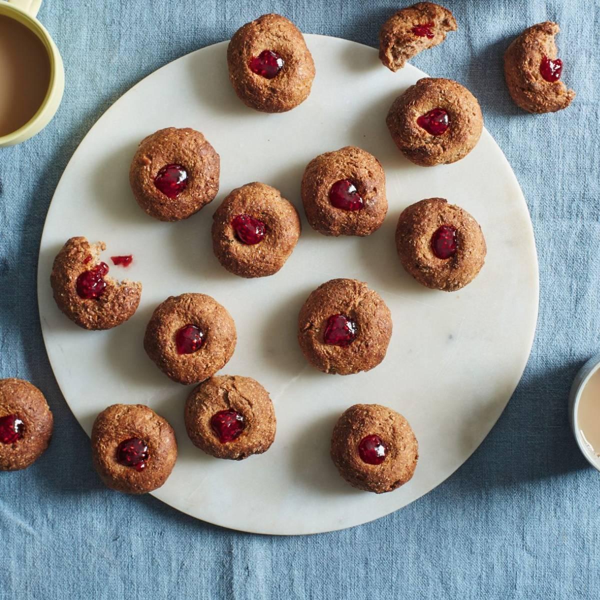Rezept - BOSH - Mandel-Konfituere-Cookies