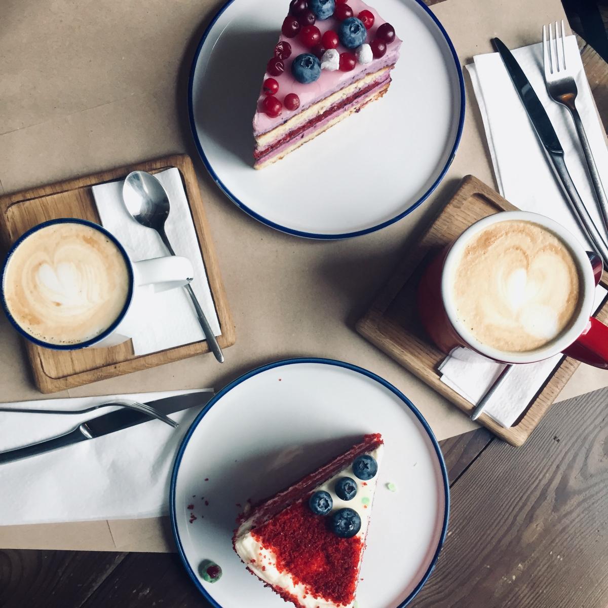 Top 10 Kaffee und Kuchen in Hamburg