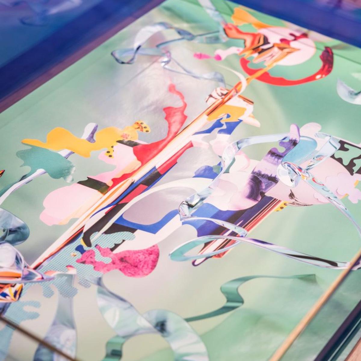 Bikini Berin Crosslucid Wrapping Paper