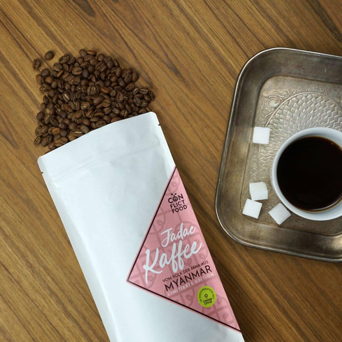 Conflictfood Kaffee