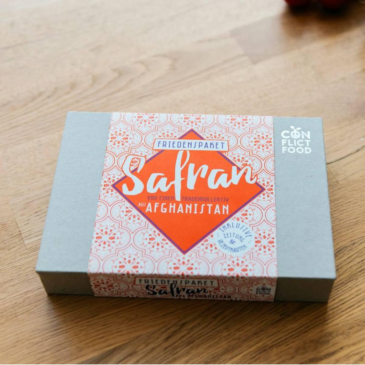 Conflictfood Safran