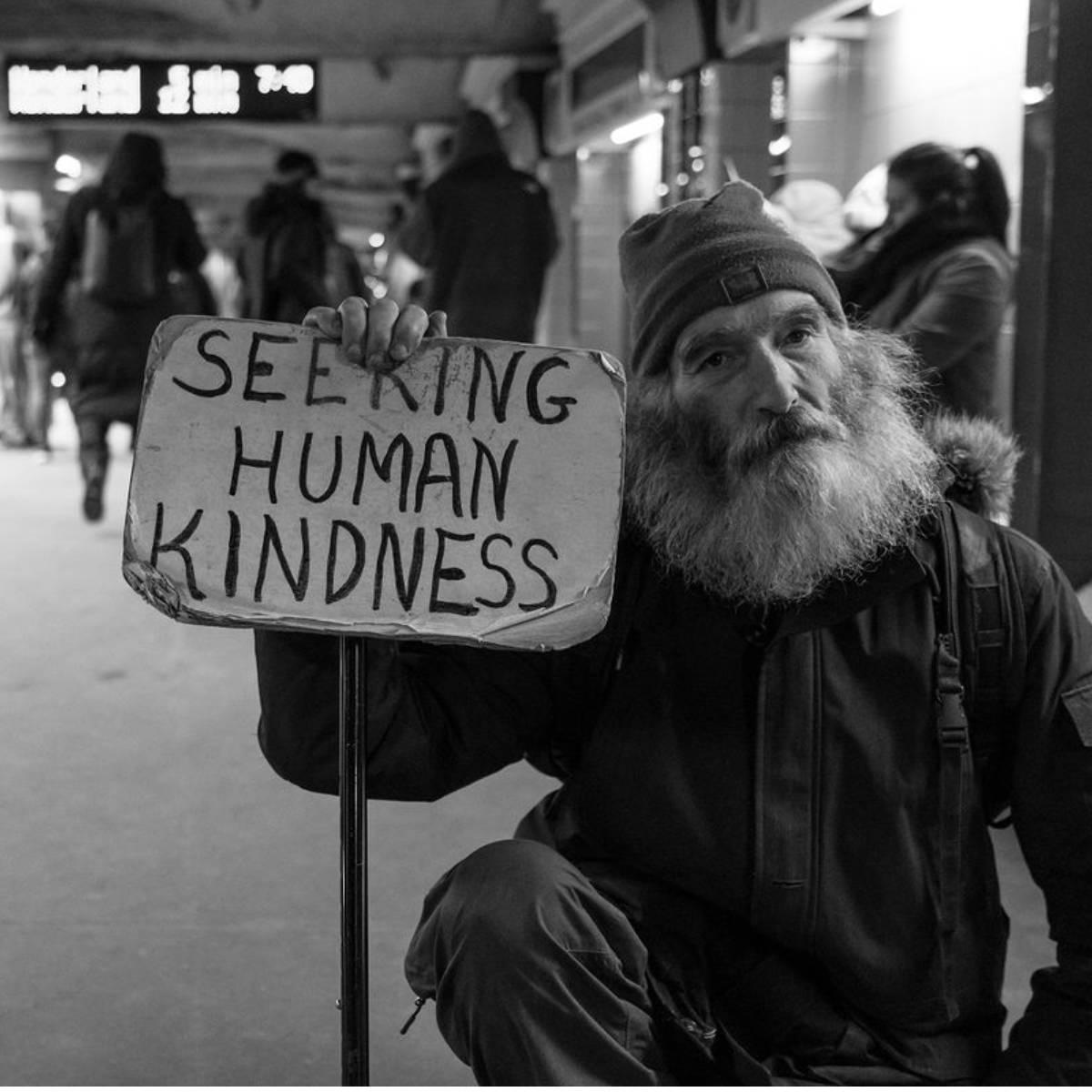 Seeking kindness (1)