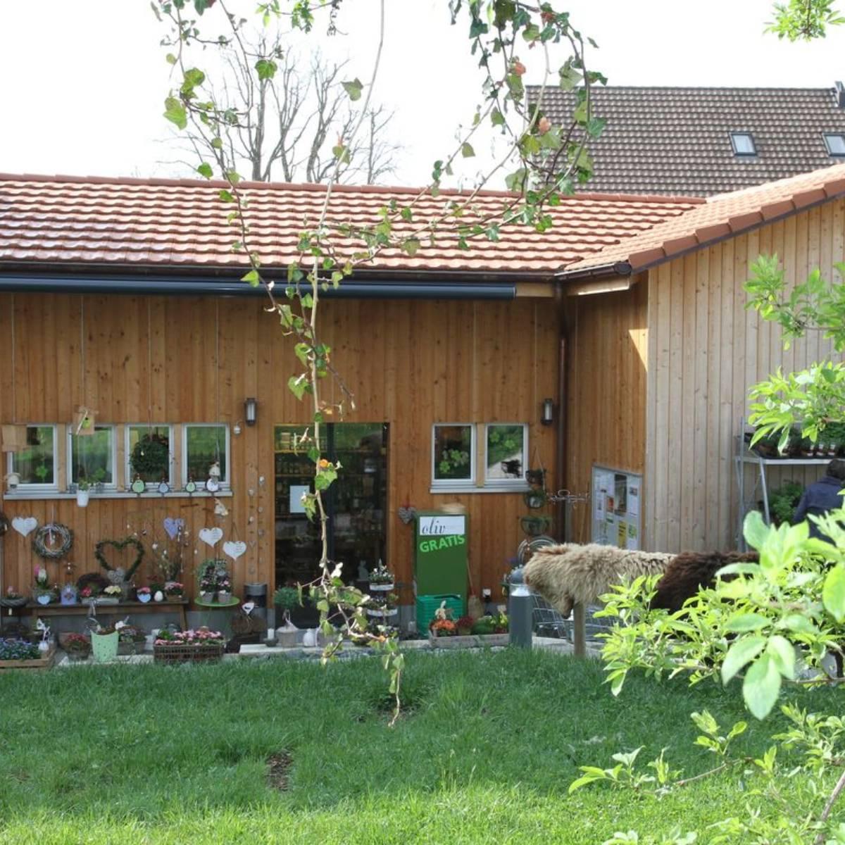 Hofladen Mattenhof Zuerich