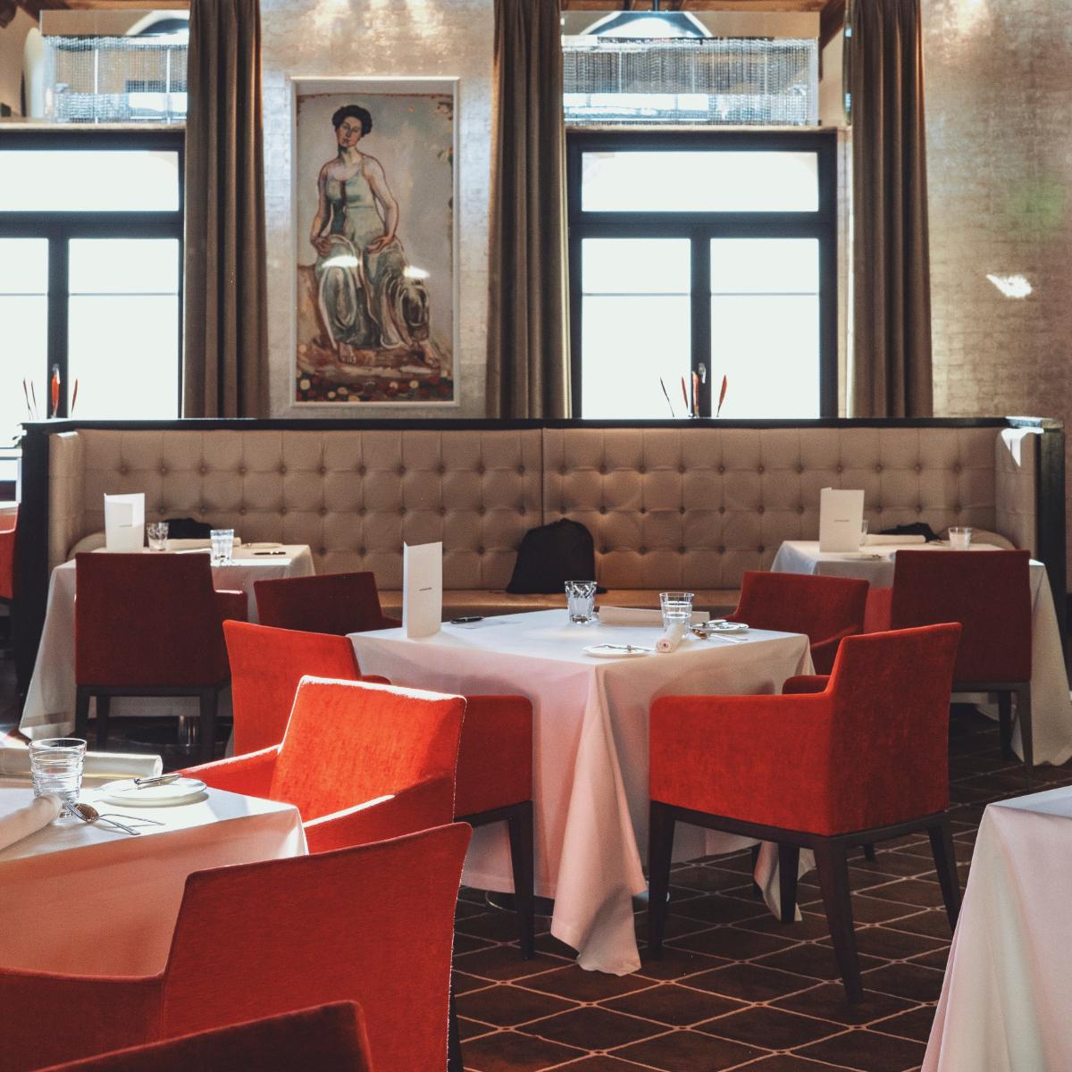 The Restaurant The Dolder Grand