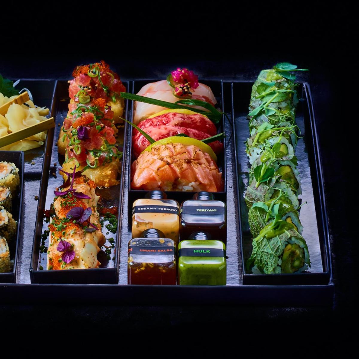 Go Sushi-Box Go by Steffen Henssler (1)