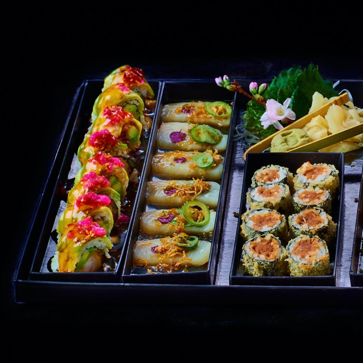 Go Sushi-Box Go by Steffen Henssler