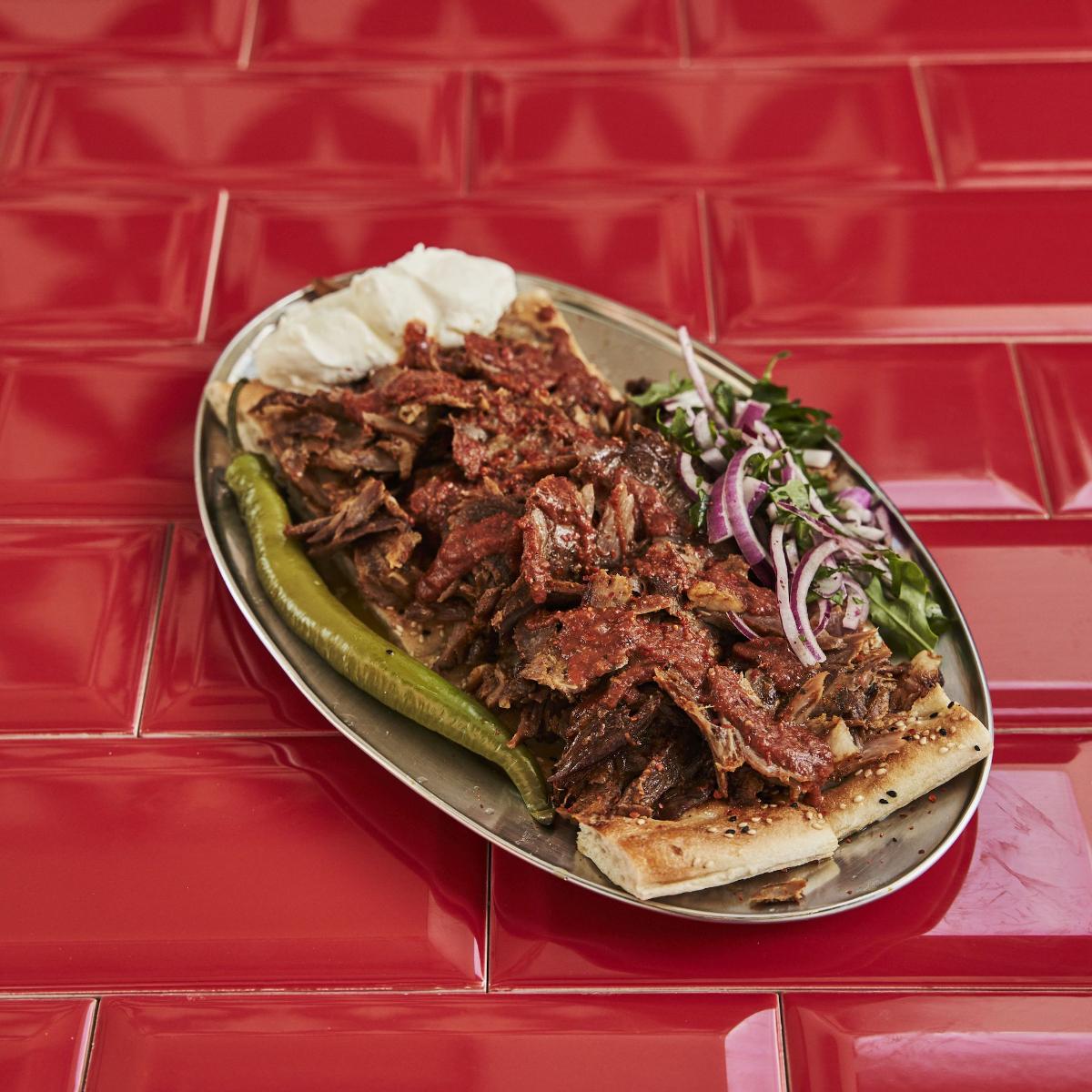 Hans Kebab Iskender  (2)