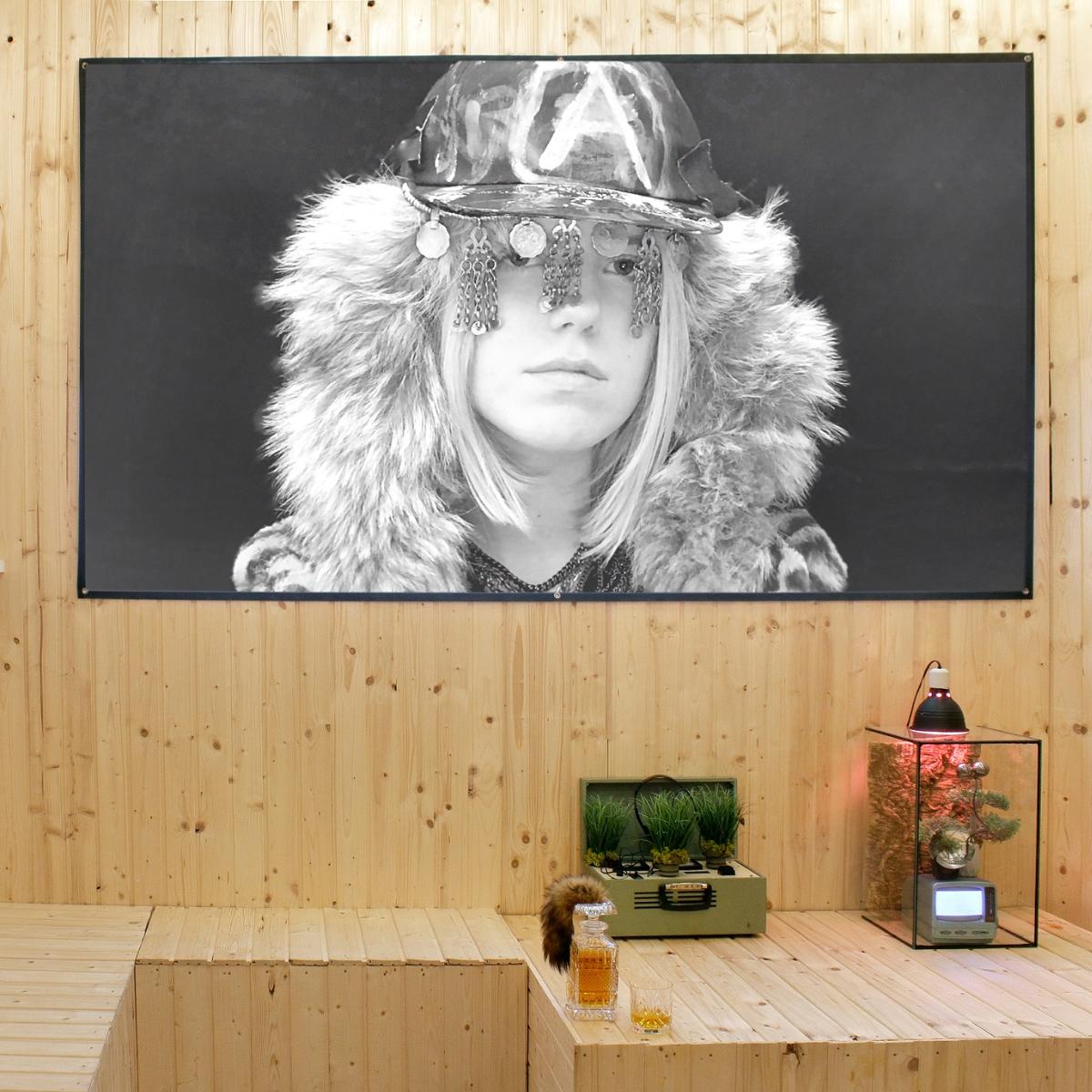 L. E. O. P. A. R. T., 2019, video installation  @Haverkampf Gallery, Berlin