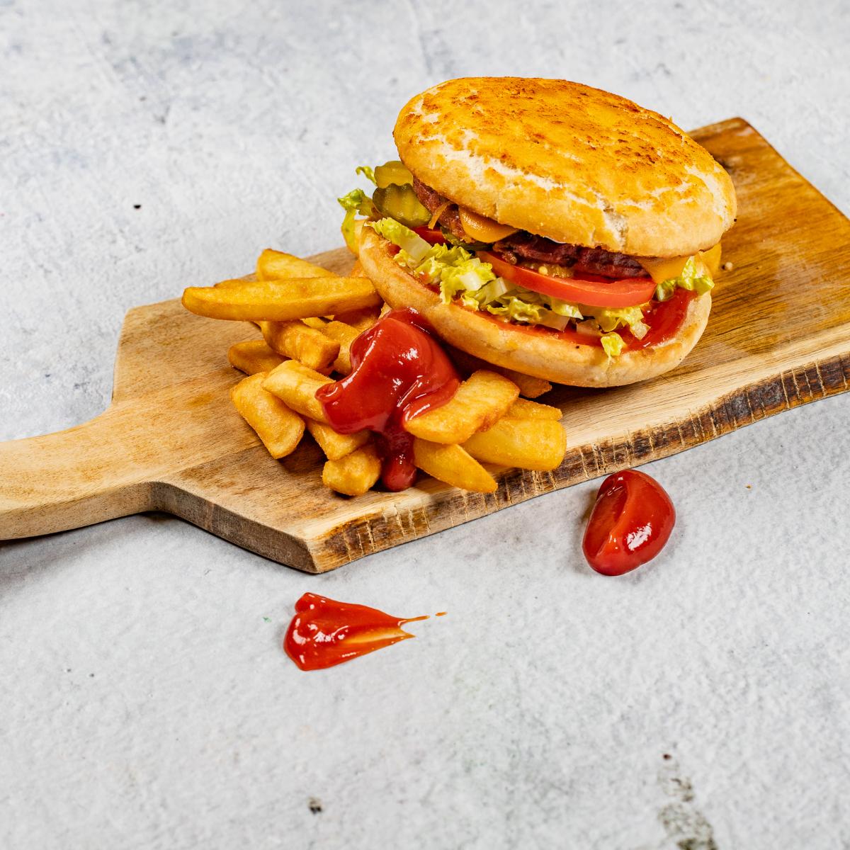 No Cheeseburger GoodnVegan
