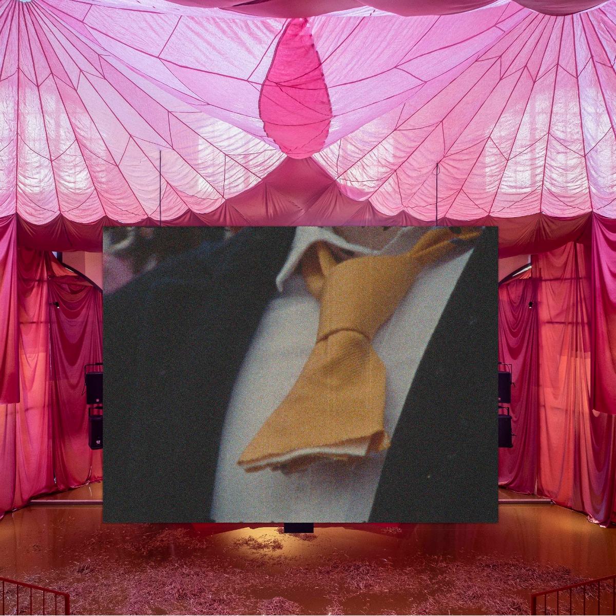 Pauline Curnier Jardin. Fat to Ashes, Ausstellungsansicht Hamburger Bahnhof - Museum fr Gegenwart - Berlin, 2021 (c) Nationalgalerie - Staatliche Museen zu Berlin  VG Bild-Kunst, Bonn 2021  Mathias Vlzke (1)