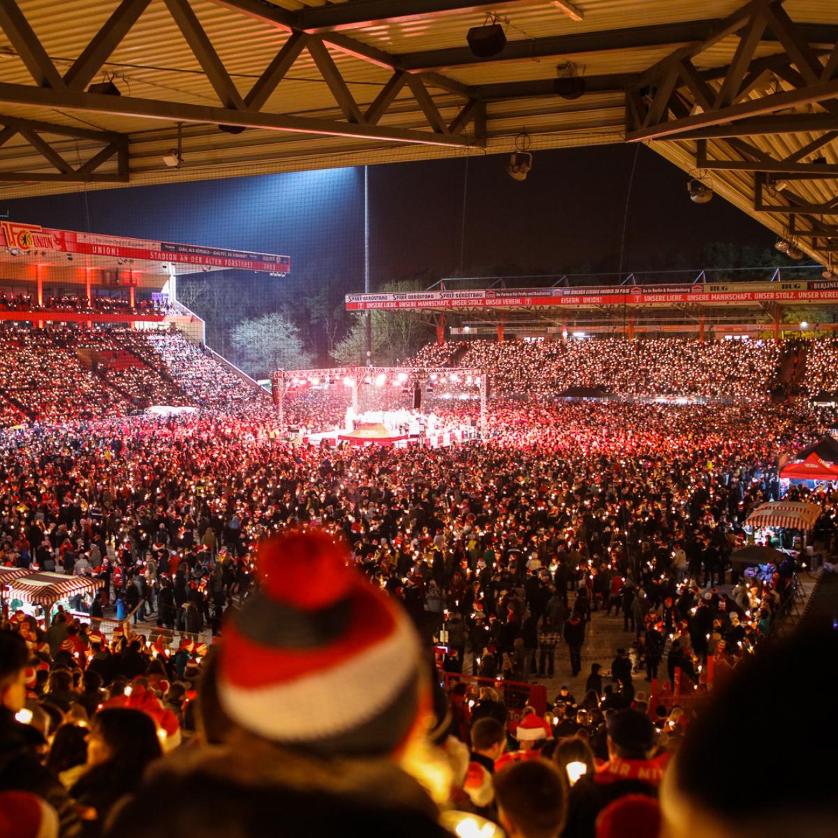 Stadion An der Alten Foersterei