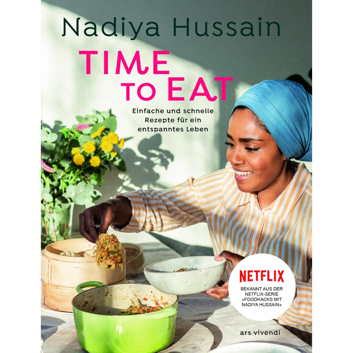 Time to Eat von Nadia Hussain