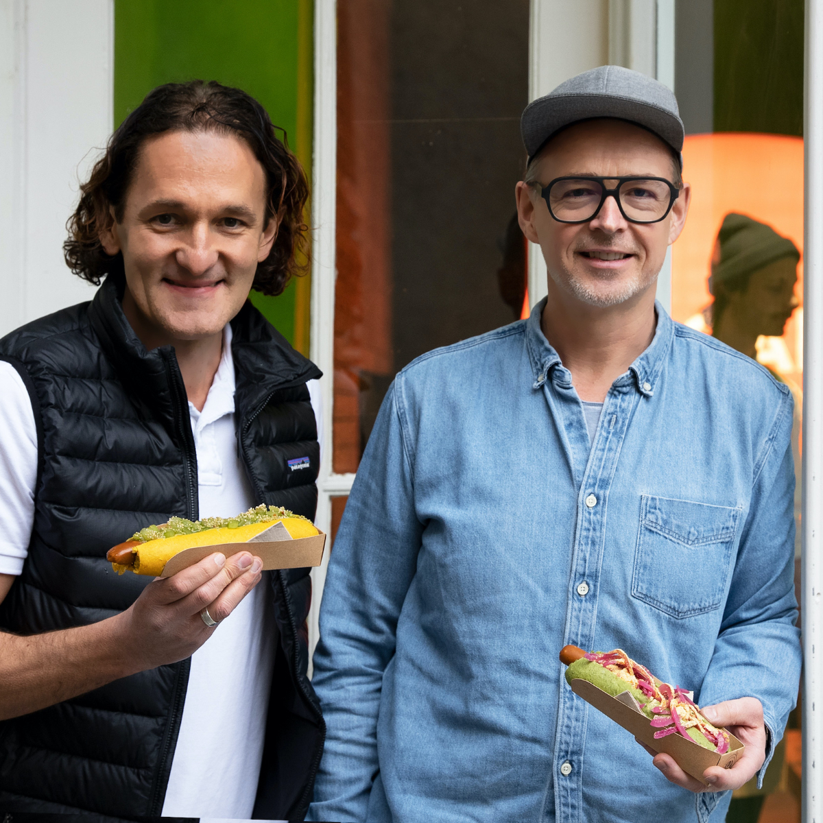 Organic Garden Gourmet Hotdog Muenchen (1)