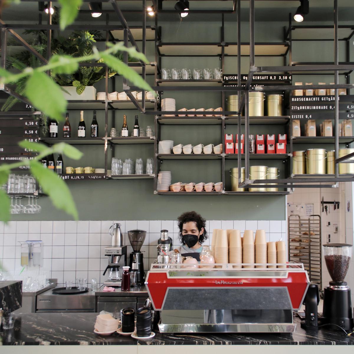Terz Berlin Cafe